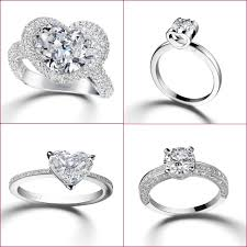 rings that say the engagement rings to say yes to glamasia