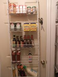 Spice Rack Pantry Door Prepared Lds Family Pictures Of My Food Storage Room