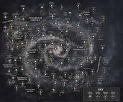 Marvel Universe Map Image Eldar Galaxy Map Png Warhammer 40k Fandom Powered By Wikia
