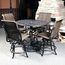 Patio Chairs Bar Height Patio Set Bar Height Coryc Me