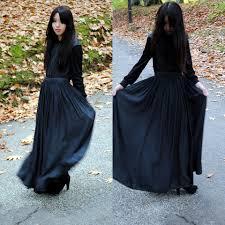 Halloween Bloody Mary Costume Hélène Hnh Zara Dress Monki Shirt Asos Shoes Halloween