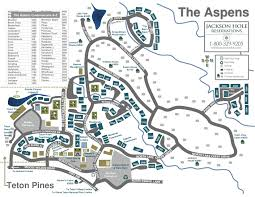Map Of Custer State Park by Jackson Hole Area Maps