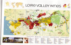 Paso Robles Winery Map France Loire Valley Vouvray Wine Dinner San Diego Wine U0026 Food