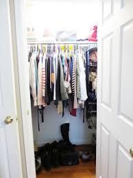 organize shoes in small closet home design ideas