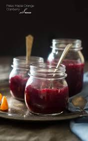 Cranberry For Thanksgiving Homemade Cranberry Sauce With Orange Food Faith Fitness