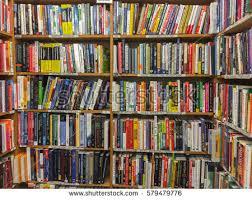 Shop Bookshelves by Round Bookshelf Public Library Stock Photo 170760092 Shutterstock