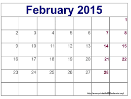 25 unique february 2016 calendar template ideas on pinterest