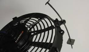 electric radiator fans mishimoto 12in performance slim electric radiator fan installation