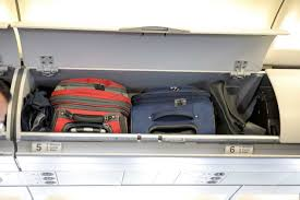 United Airlines Checked Baggage Fee by No More Free Overhead Bin On United Is An Extra Fee For Oxygen