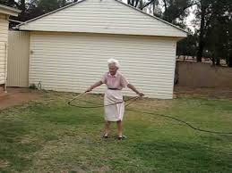 Grandma Backyard House The Whipping Grandma Ridley Youtube