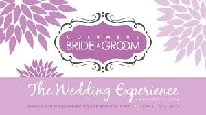 the wedding experience columbus groom the wedding experience november 2014