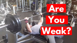 Starting Strength Bench Press Why You Can U0027t Bench Press 225 For Reps Youtube