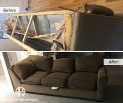 Disassemble Sofa Bed Gallery Before After Pictures All Furniture Services Part 2
