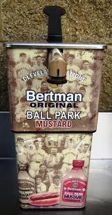 stadium mustard progressive field mlb ballpark guides