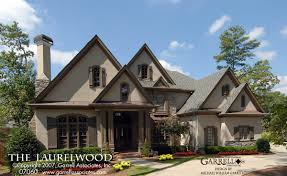 House Plans Traditional Laurelwood Manor House Plan House Plans By Garrell Associates Inc