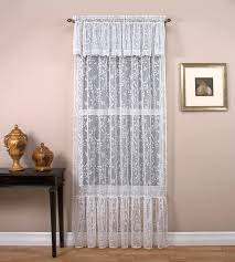 Door Panel Curtains Curtains Lace Door Panel Curtains Rod Pocket Thecurtainshop