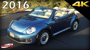 blue volkswagen beetle vintage 2016 volkswagen beetle convertible ultimate in depth look in 4k