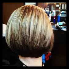 bob hair lowlights highlights and lowlights on a stacked bob projects completed