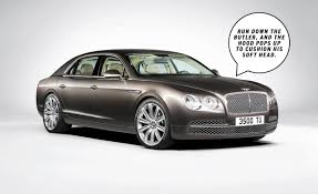 2006 bentley flying spur interior dissected 2014 bentley flying spur u2013 feature u2013 car and driver