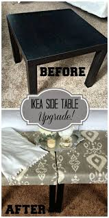 Coffee Tables Ikea by Best 25 Ikea Side Table Ideas On Pinterest Ikea Table Hack