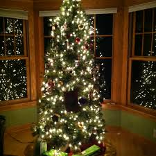 christmas home tour polka dot mitten