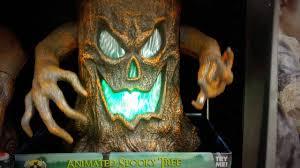 lil skelly bones spirit halloween spooky tree dish spirit halloween 2015 youtube