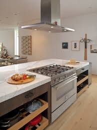 kitchen contemporary kitchen island vent hood designs with