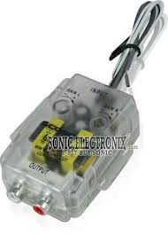 kicker kisloc 2 channel k series speaker wire to rca line out
