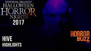 hive universal orlando halloween horror nights youtube