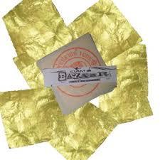 where to buy edible gold leaf buy bazaar decor acirc reg 10 thin edible gold leaf