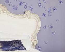 chambre couleur lilas deco chambre couleur lilas et blanc ivoire