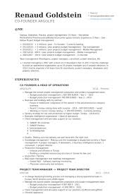 Sample Dot Net Resume For Experienced by Co Founder Resume Samples Visualcv Resume Samples Database