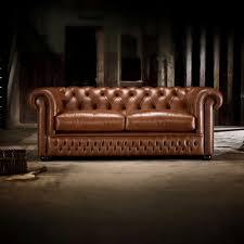 Bespoke Chesterfield Sofa by Knightsbridge 2 Seater In Bespoke Fabric Modena Mink From