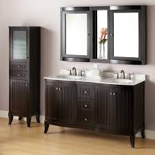 Espresso Bathroom Storage Espresso Bathroom Cabinet Bathroom Vanities With Tops Clearance