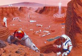 Capixabas são cotados pela NASA para colonizar planeta Marte ...