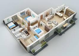 interior home plans 50 four 4 bedroom apartment house plans architecture design