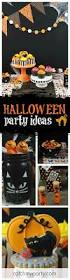 Kid Halloween Birthday Party Ideas by 126 Best Halloween Party Ideas Images On Pinterest Halloween