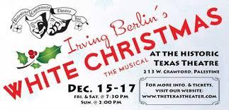 palestine community theatre to present white the