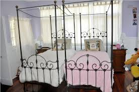 Black Canopy Bed Amazing Iron Canopy Bed Ideas Home Design By John