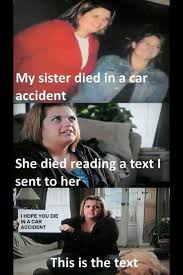 Text Driving Meme - texting and driving funny