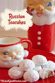 russian teacakes best ever recipe christmas cookies cookie