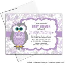 baby shower owls owl baby shower invites ba girl ba shower invitations with owls