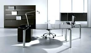 glass top office desk glass top office desk marvelous modern glass office desk office desk