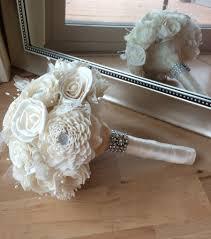 simple wedding bouquets white bouquet simple wedding bouquet sola bouquet alternative