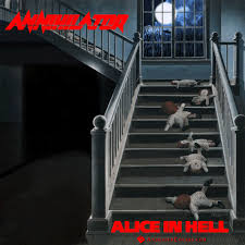 500 photo album annihilator in hell animated album cover artwork gif 500
