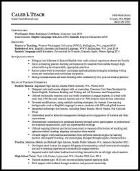 Sample Resume Teachers by Sample Resume Abroad Resume Sample Study Abroad Good Template