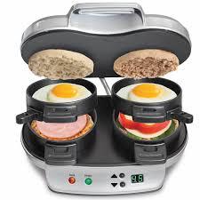 Round Sandwich Toaster Breakfast Sandwich Makers Hamiltonbeach Com