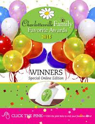 charlottesvillefamily 2015 family favorites awards by ivy