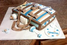 awesome diaper bag cakes for boys artisan cake company