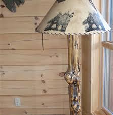 Rustic Floor Lamps Rustic Lighting Reclaimed Furniture Design Ideas